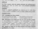 École : Références: 29 À 35 Futur Simple (Bled Ce-Cm1 intérieur Exercice Cm1 Conjugaison À Imprimer
