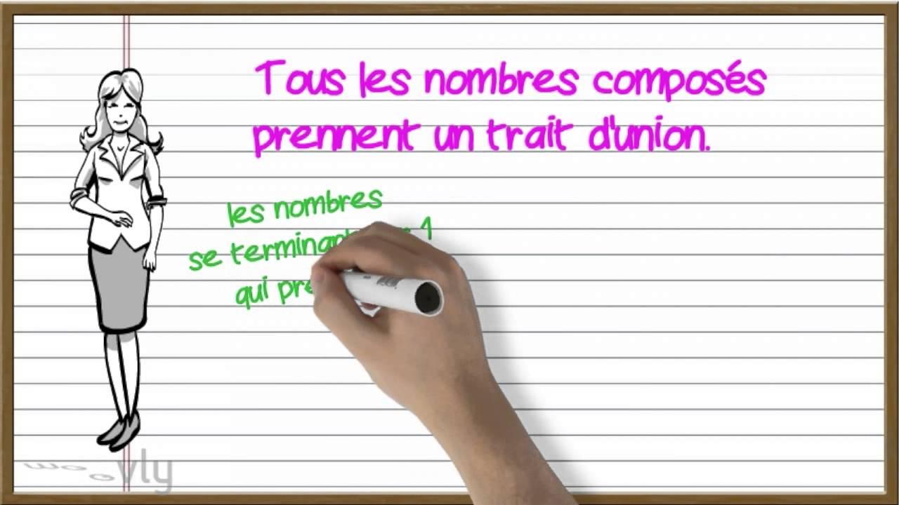 Ecrire Les Nombres En Lettres pour Apprendre Les Chiffres En Lettres Cp