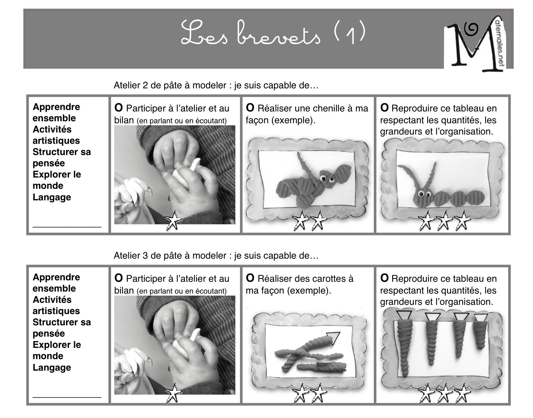 Éditions Maternailes : Des Fichiers Pour L'école Maternelle avec Atelier Découpage Maternelle
