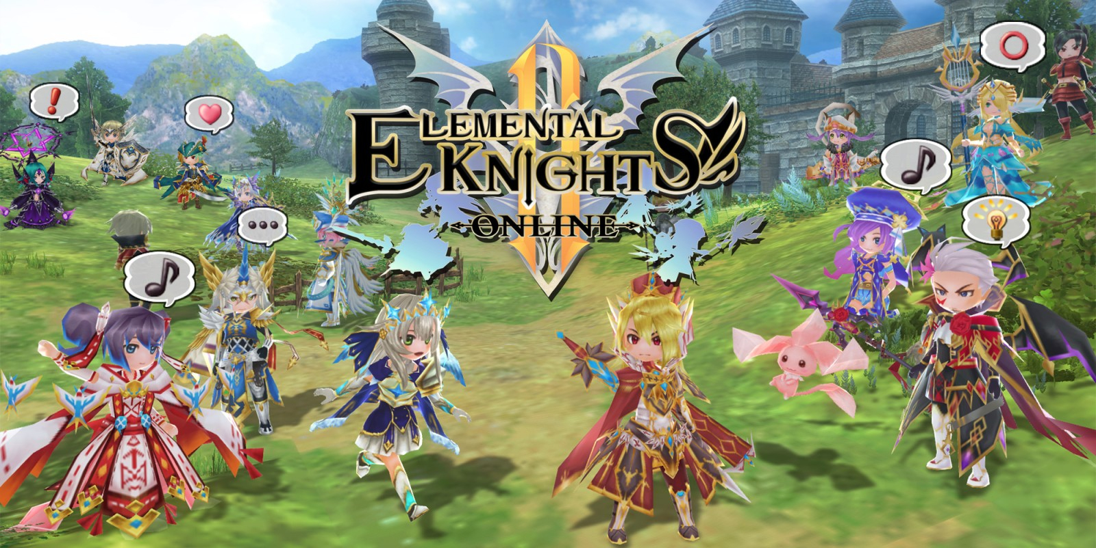 Elemental Knights R | Jeux À Télécharger Sur Nintendo Switch destiné Jeux De Course Online