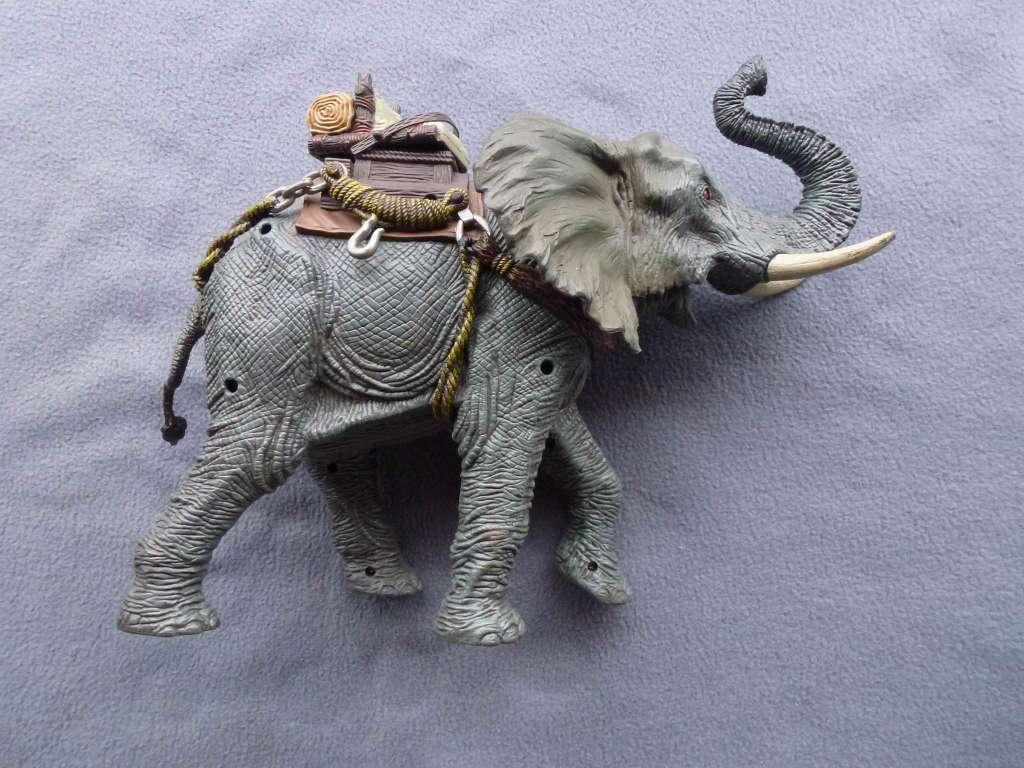 Elephant Avec Bruit Barrissement pour Barrissement Elephant