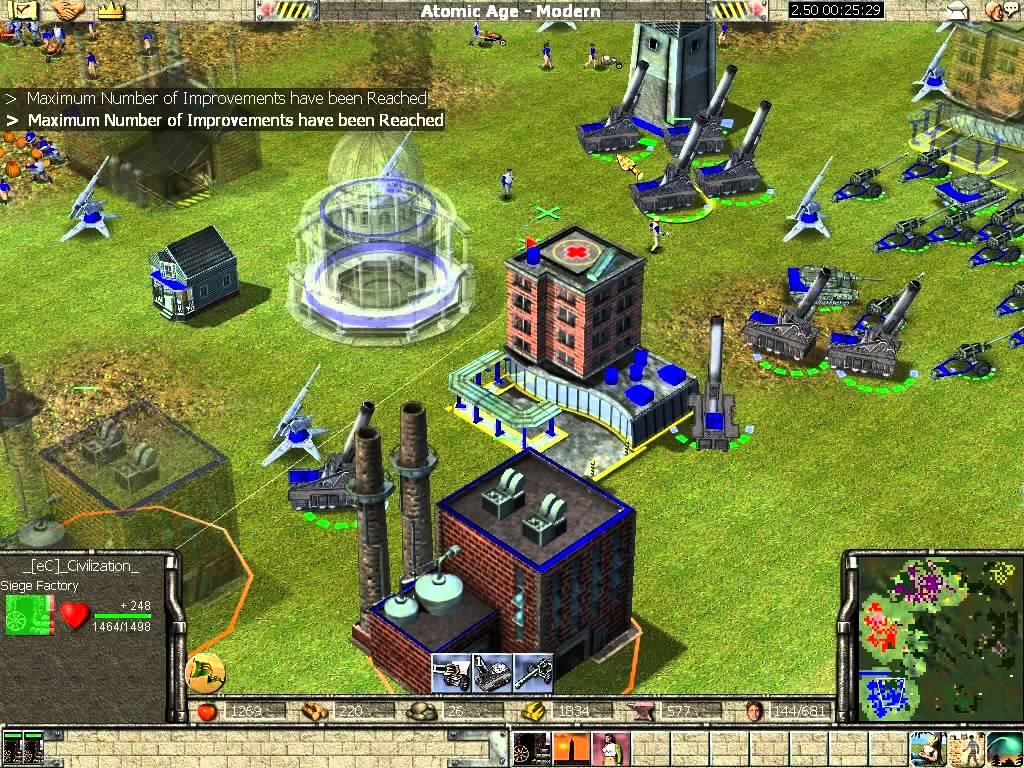 Empire Earth 2 Telecharger Le Jeu Complet Libre Pour Pc intérieur Jeux Video Gratuit A Telecharger Pour Pc