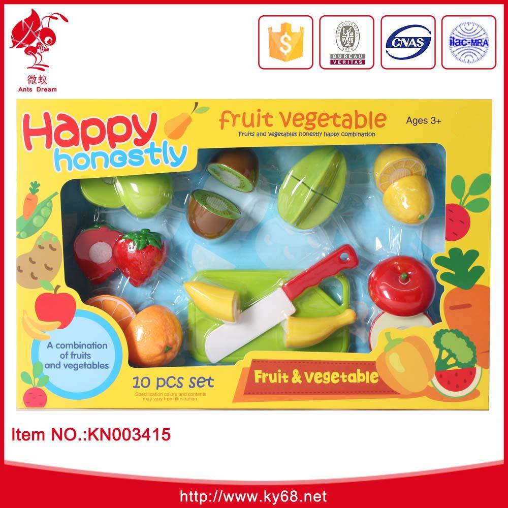 En Plastique Fruits Et Légumes Jouet De Coupe Cuisson Des destiné Jeux De Fruit Et Legume Coupé