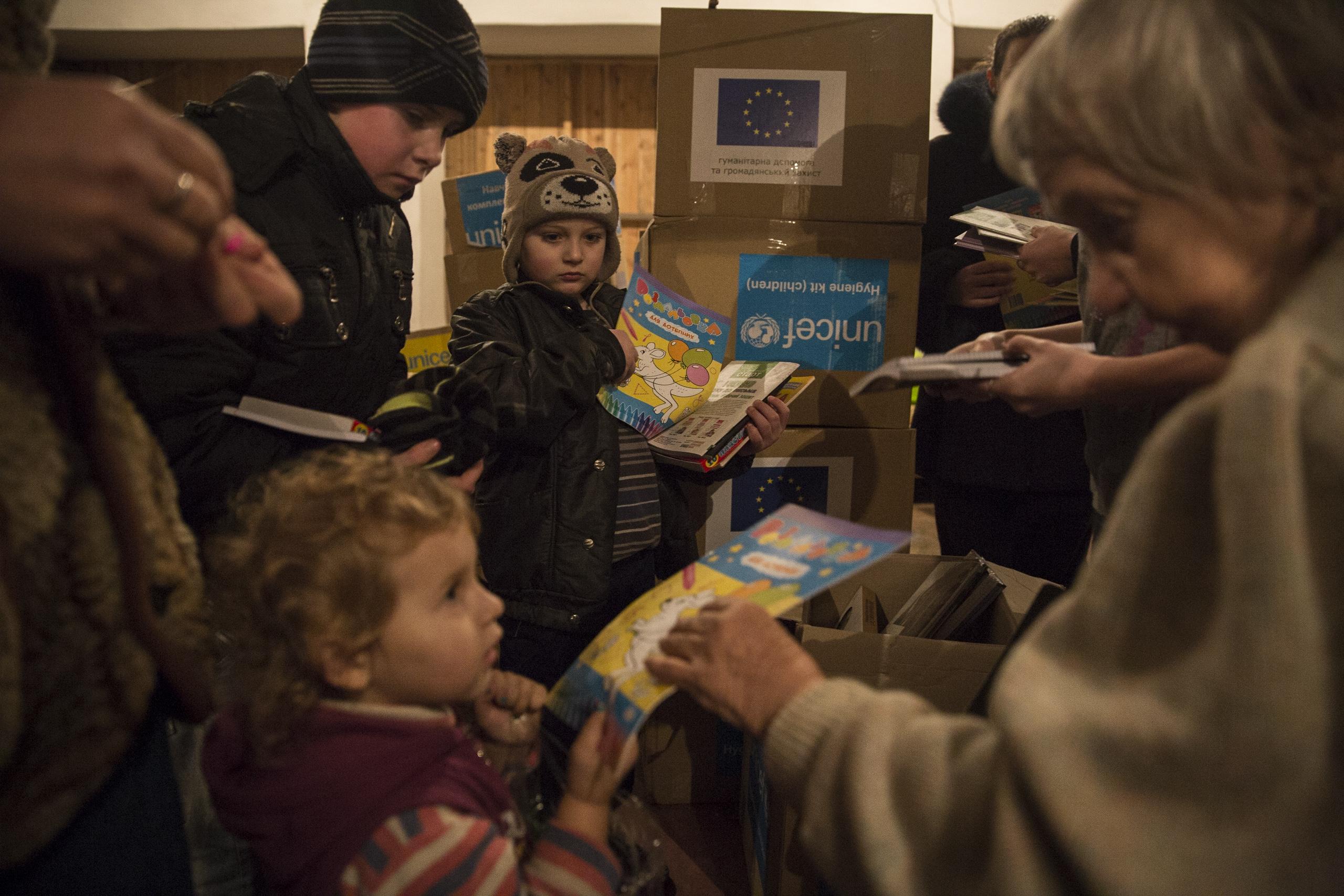 En Ukraine, La Poursuite Du Conflit Signifie Plus De destiné Cauchemar Poursuite