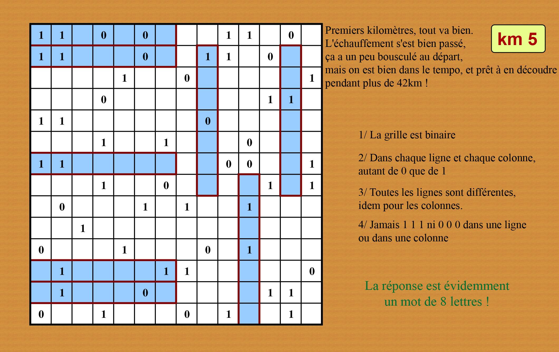 Enigme Marathon Logique @ Prise2Tete avec Grille Sudoku Gratuite À Imprimer