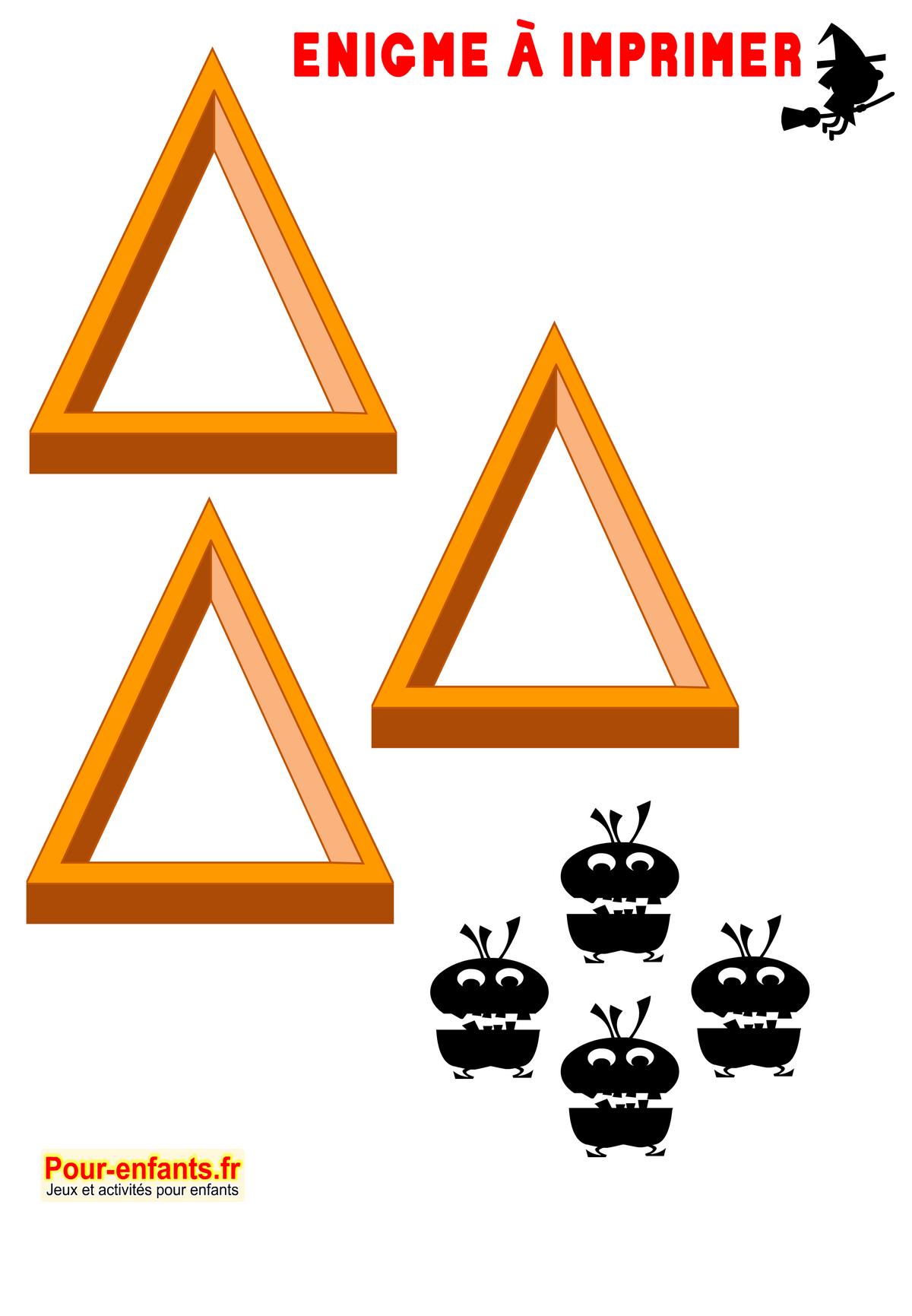 Enigmes Jeux À Imprimer Halloween Énigme Facile Jeu tout Jeux D Halloween Gratuit