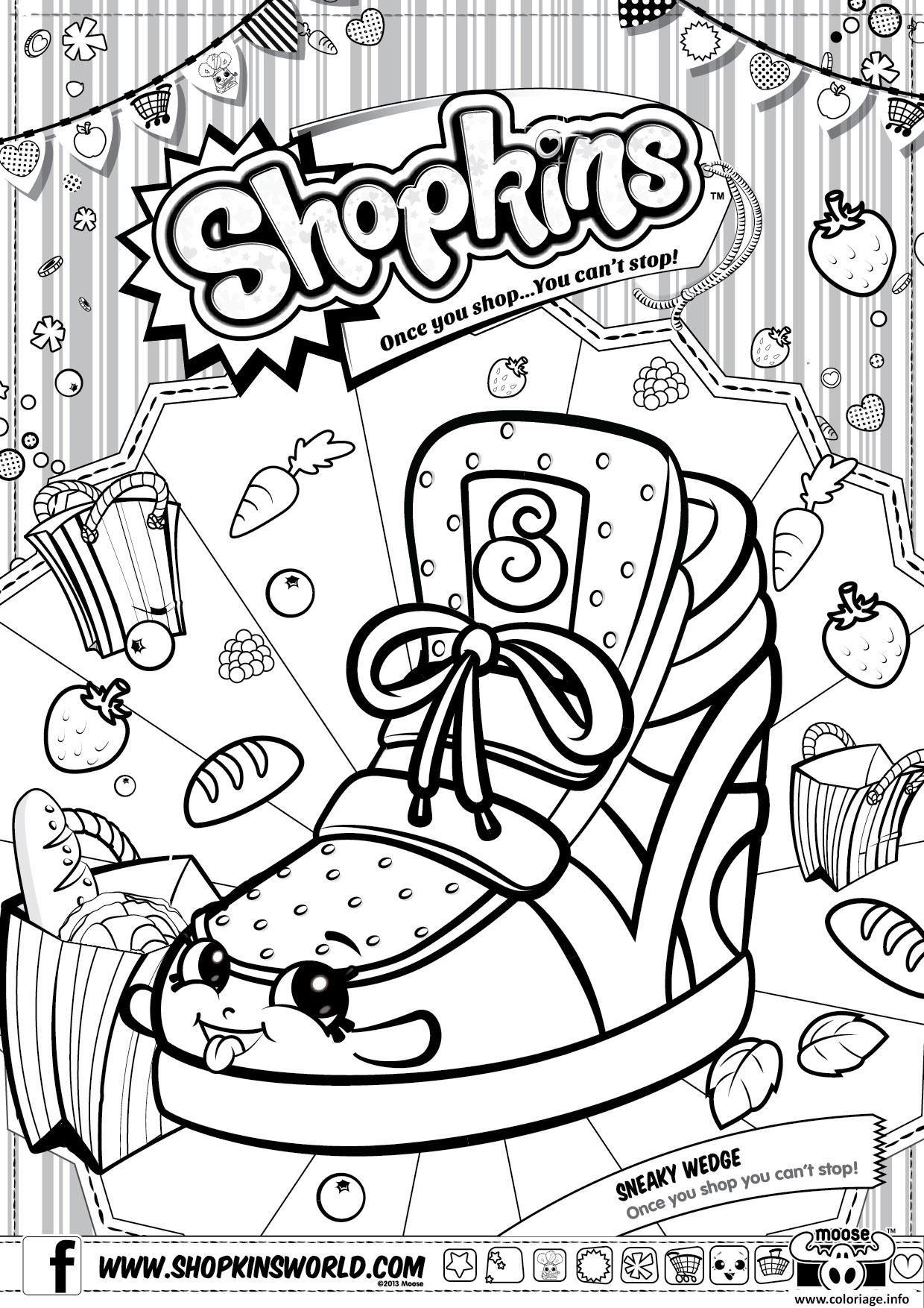 Épinglé Par Mindofmilla Sur Children | Coloriage Shopkins concernant Dessin À Colorier Sur L Ordinateur