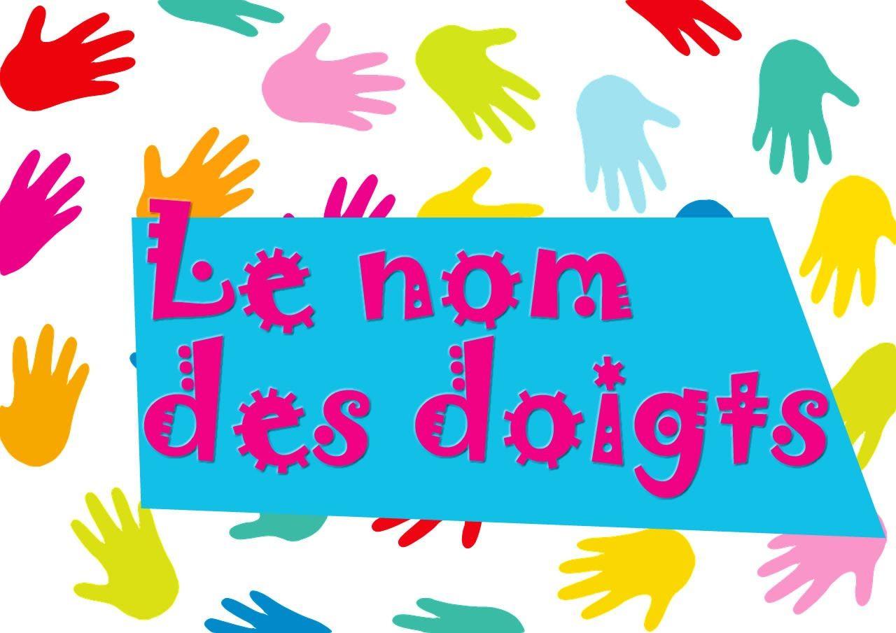 Épinglé Sur Activités Maternelles serapportantà Le Nom Des Doigts De La Main