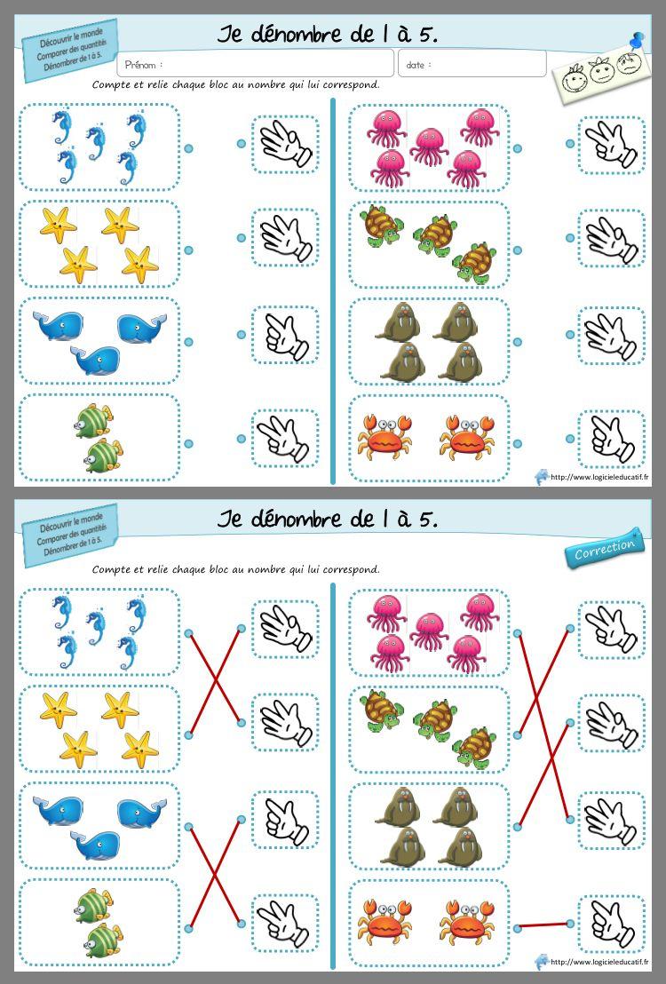 Épinglé Sur Fiche Maternelle destiné Cours Moyenne Section Maternelle