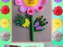 Épinglé Sur Flowers pour Travaux Manuels Printemps Maternelle