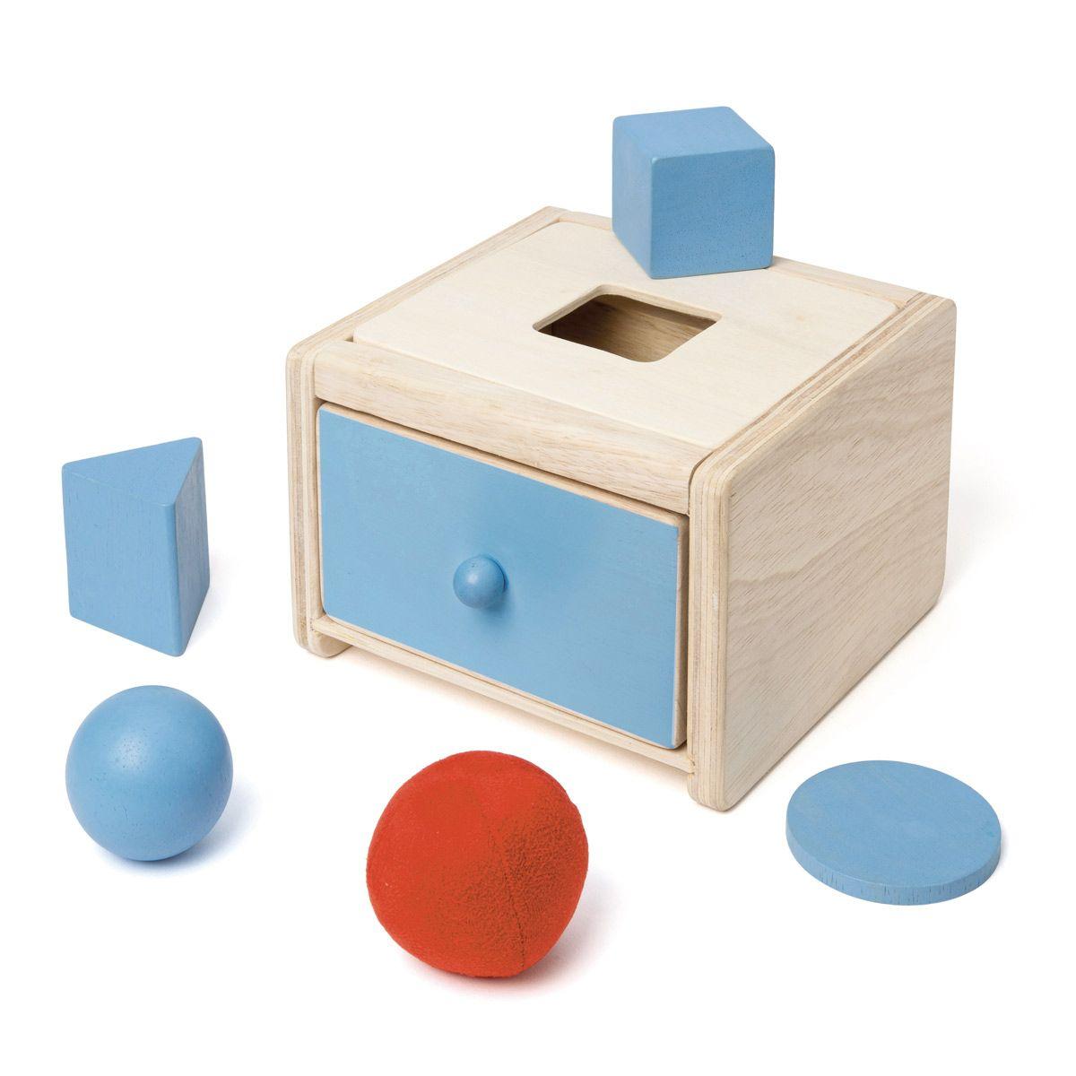Épinglé Sur Jouets avec Boite À Forme Montessori