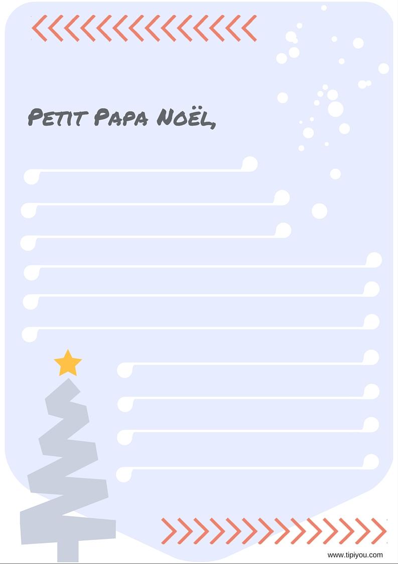 Epub] Modele Lettre Pere Noel Gratuit intérieur Papier À Lettre Père Noel À Imprimer Gratuitement