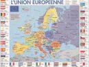 Europe Géographie concernant Pays D Europe Et Capitales
