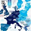 Européennes 2019 : Date, Liste Unique Tout Comprendre Au dedans Pays Union Européenne Liste
