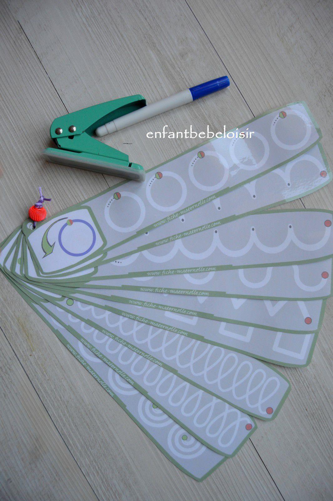 Exercice De Tracer 2 - À Imprimer Plastifier - Enfant Bébé concernant Exercice De Graphisme Petite Section A Imprimer