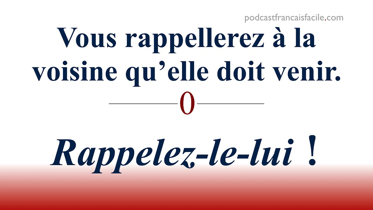 Exercice Imperatif Francais Facile dedans Exercice Francais Facile