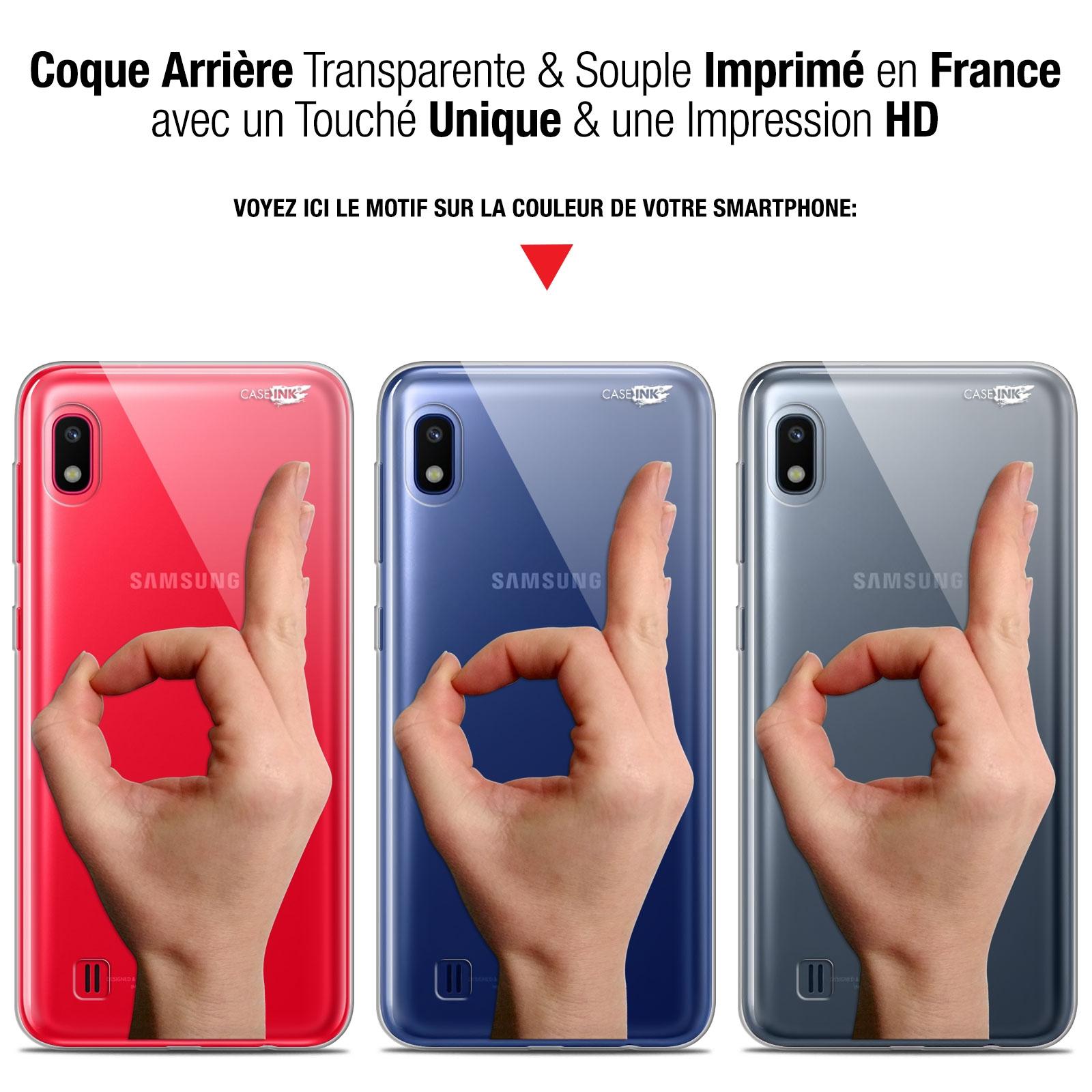 """Extra Slim Gel Samsung Galaxy A10 (6.2"""") Case Design Le Jeu Du Rond concernant A10 Jeux Gratuit"""