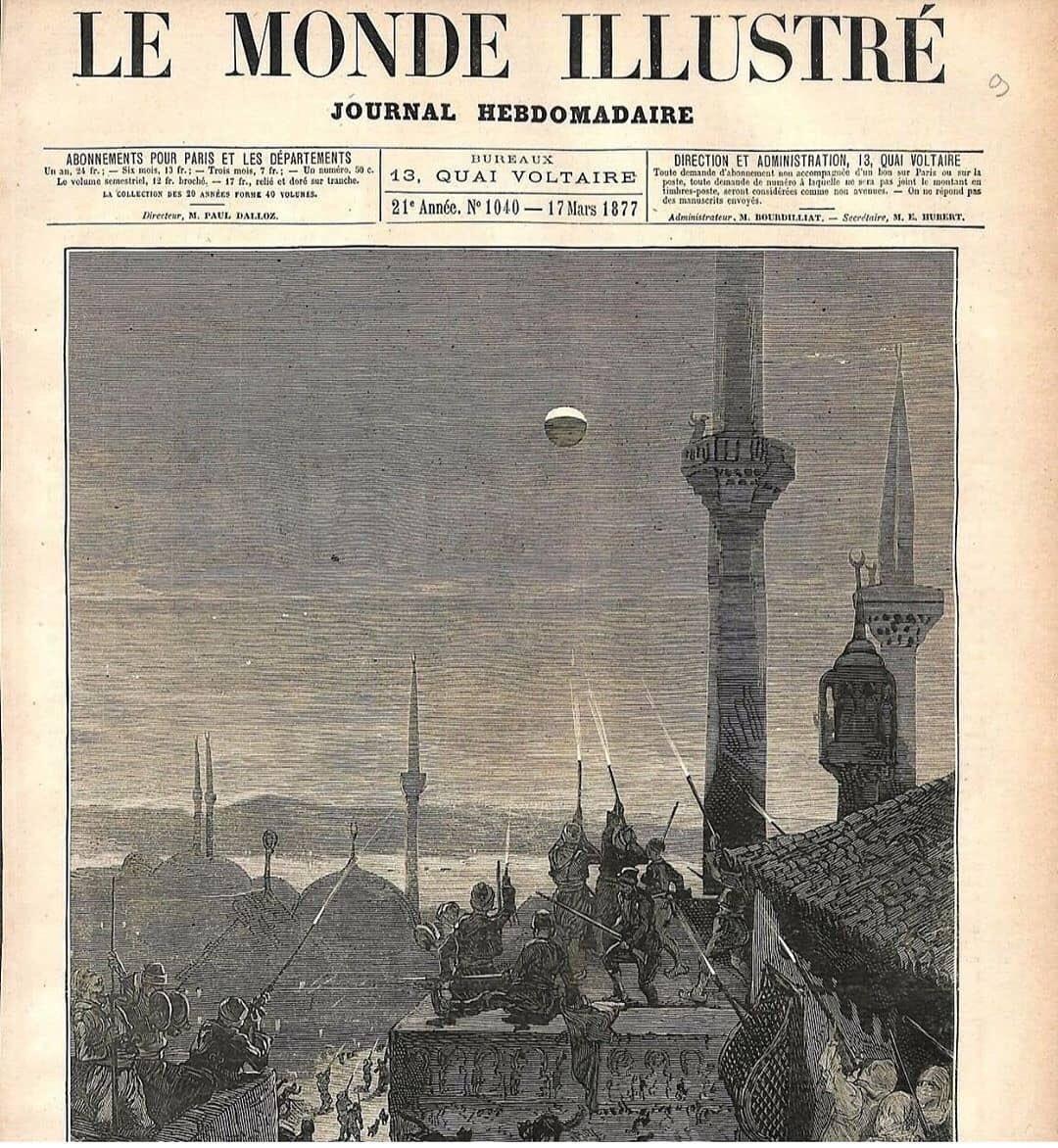 """🇹🇷myway🇹🇷 على تويتر: """"1877 Yılında İstanbul'da intérieur Les Numéros Des Départements"""