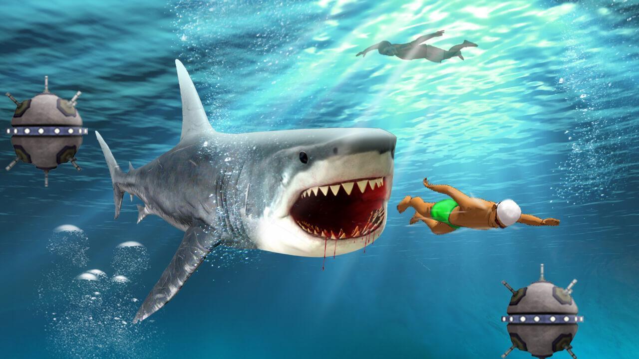Faim Jeu De Requin Pour Android - Téléchargez L'apk concernant Tous Les Jeux De Requin