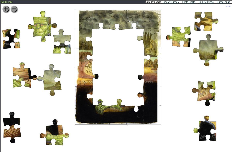 Faire Des Puzzles En Ligne - Jigidi encequiconcerne Puzzle A Faire En Ligne
