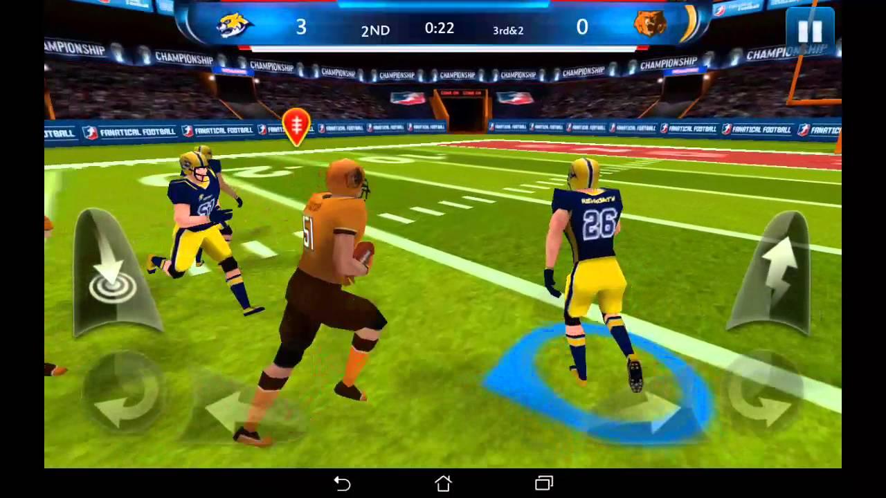 Fanatical Football Jeu Tablette (Android) destiné Jeux Foot Tablette