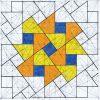 Fatepursikri #geometry #symmetry #handmade #mathart dedans Progression Tangram