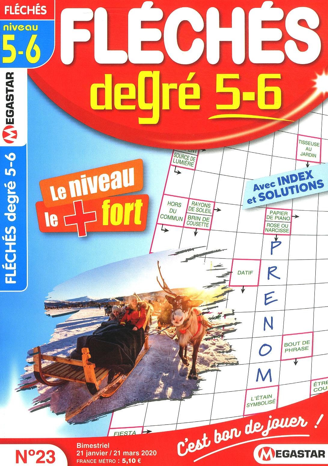 Fiche Produit - Catalogue Produits Mlp avec Mots Fleches Gr