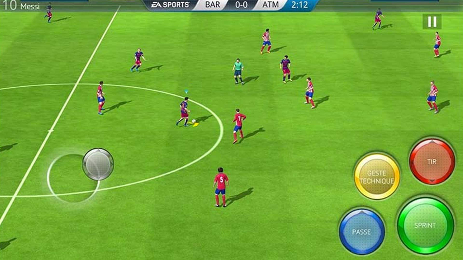 Fifa 16 Ultimate Team Est Disponible Sous Android Et Ios serapportantà Jeux Foot Tablette