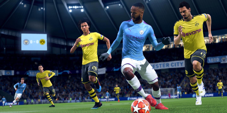 Fifa 20 » Et « Pes 2020 », Deux Jeux Vidéo Très Stratégiques avec Jeux Foot Tablette