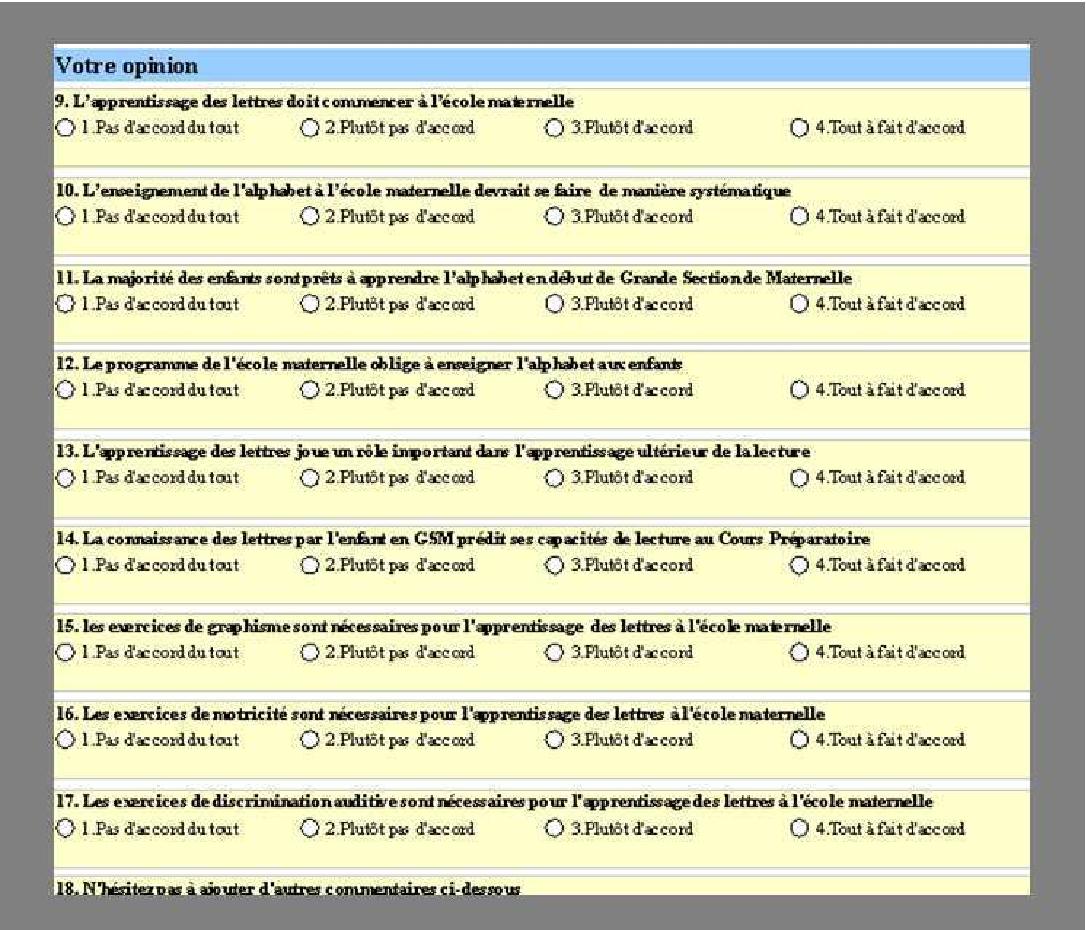 Figure 12 From La Connaissance Des Lettres À L'école pour Exercice De Lecture Maternelle Grande Section