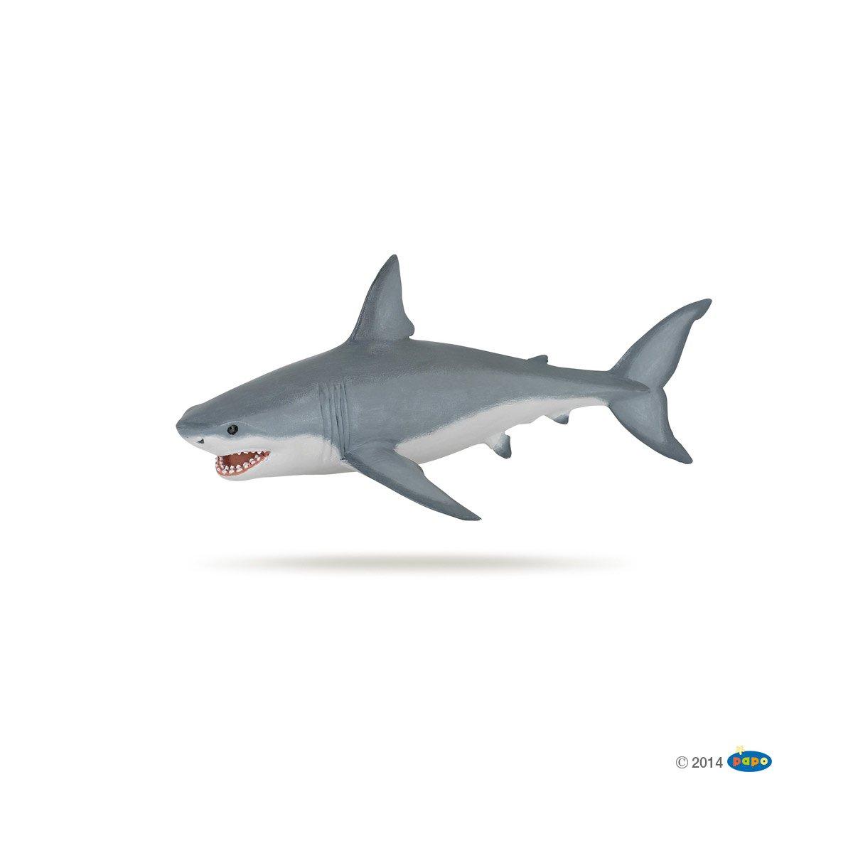 Figurine Requin Blanc - Les Animaux - La Grande Récré dedans Requin Jeux Gratuit