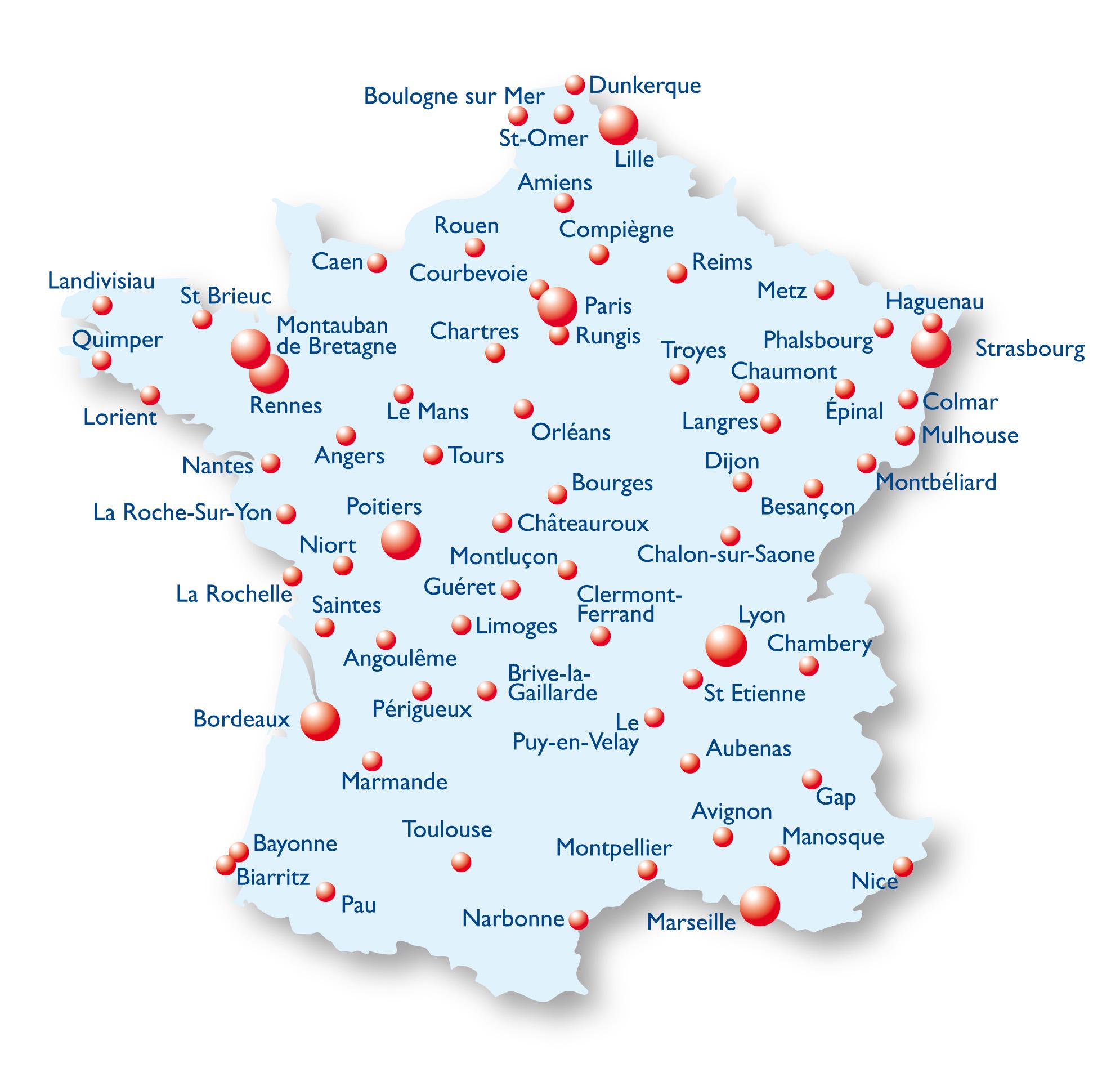 File:carte-France-Rouge-29-09-2014 - Wikimedia Commons pour Gap Sur La Carte De France