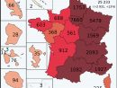 File:covid-19 Outbreak Cases In France 13 Regions & Domtom destiné Carte De France Dom Tom