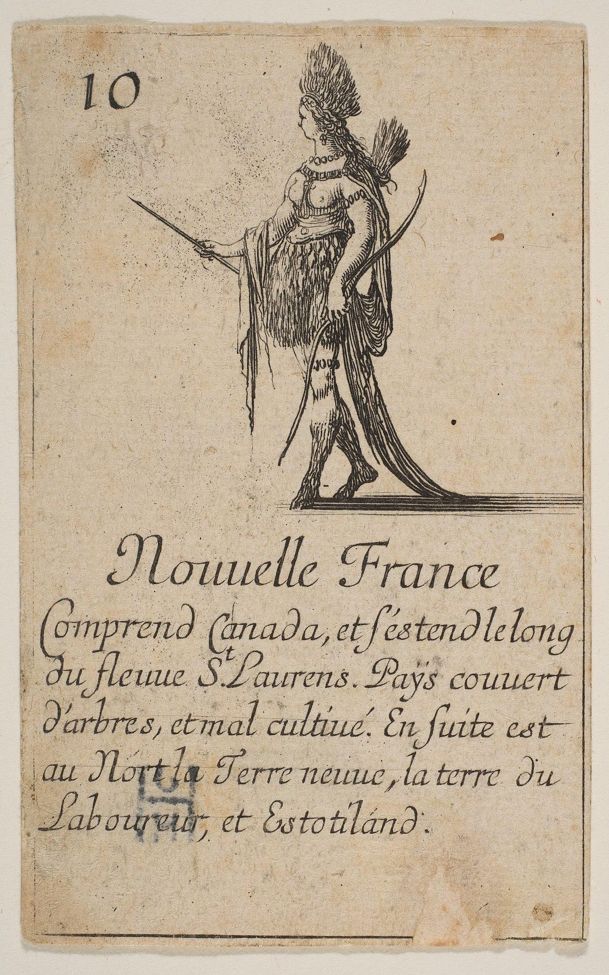 File:new France, From 'game Of Geography' (Jeu De La intérieur Jeu Geographie France