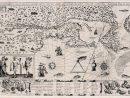 File:samuel De Champlain Carte Geographique De La Nouvelle pour Carte Géographique De France