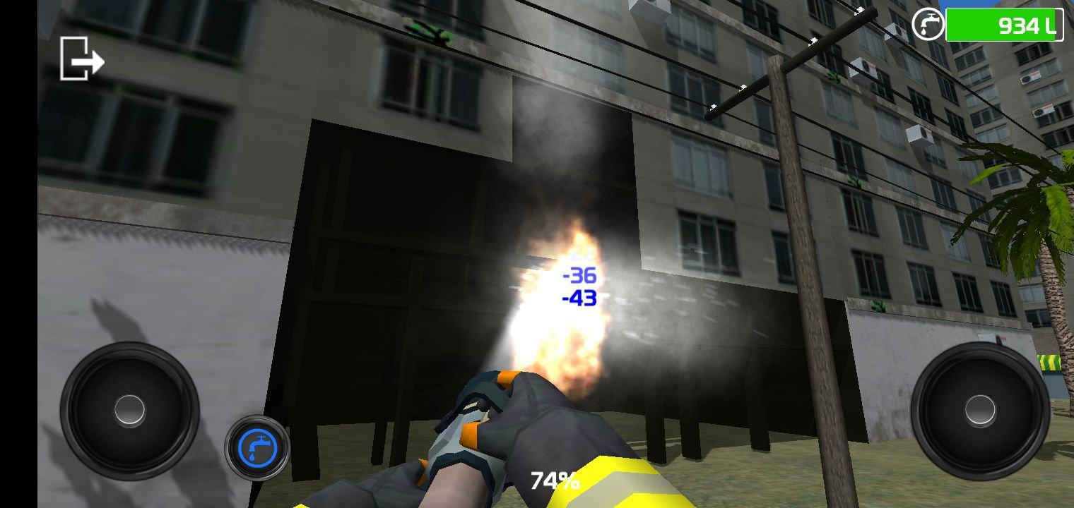 Fire Engine Simulator 1.4.7 - Télécharger Pour Android Apk encequiconcerne Jeu De Pompier Gratuit