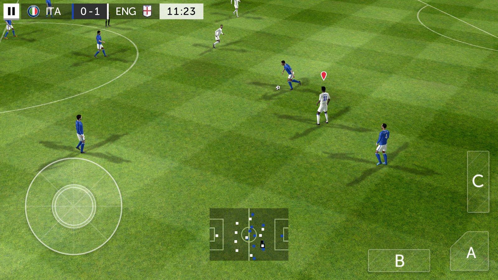 First Touch Soccer 2015 2.09 - Télécharger Pour Android Apk serapportantà Jeux Foot Tablette