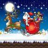 Flappy Santa - Jeu Spécial Noël Gratuit Sur Mobile intérieur Jeu Pour Noel Gratuit