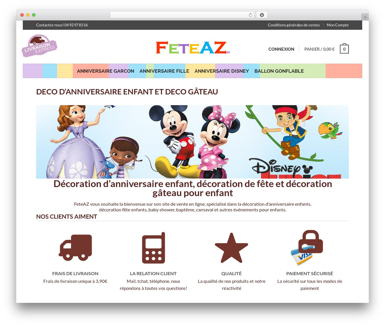 Flatsome Wordpress Website Template By Ux-Themes - Feteaz tout Ux De Fille