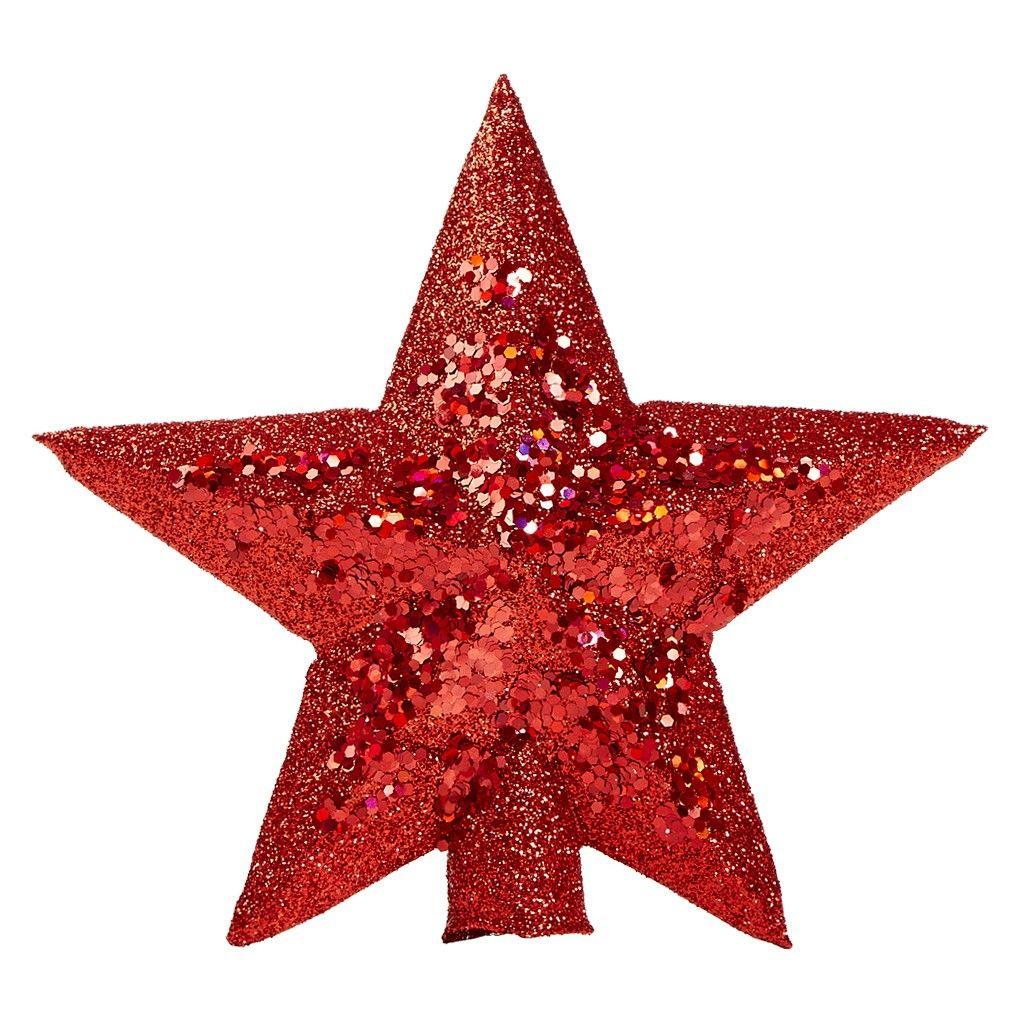 Flèche Pour Sapin Étoile Pailletée (Avec Images pour Fleche Pour Sapin De Noel