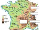 Fleuves De France | Le Blog De Monsieur Mathieu serapportantà Carte De France Ce2