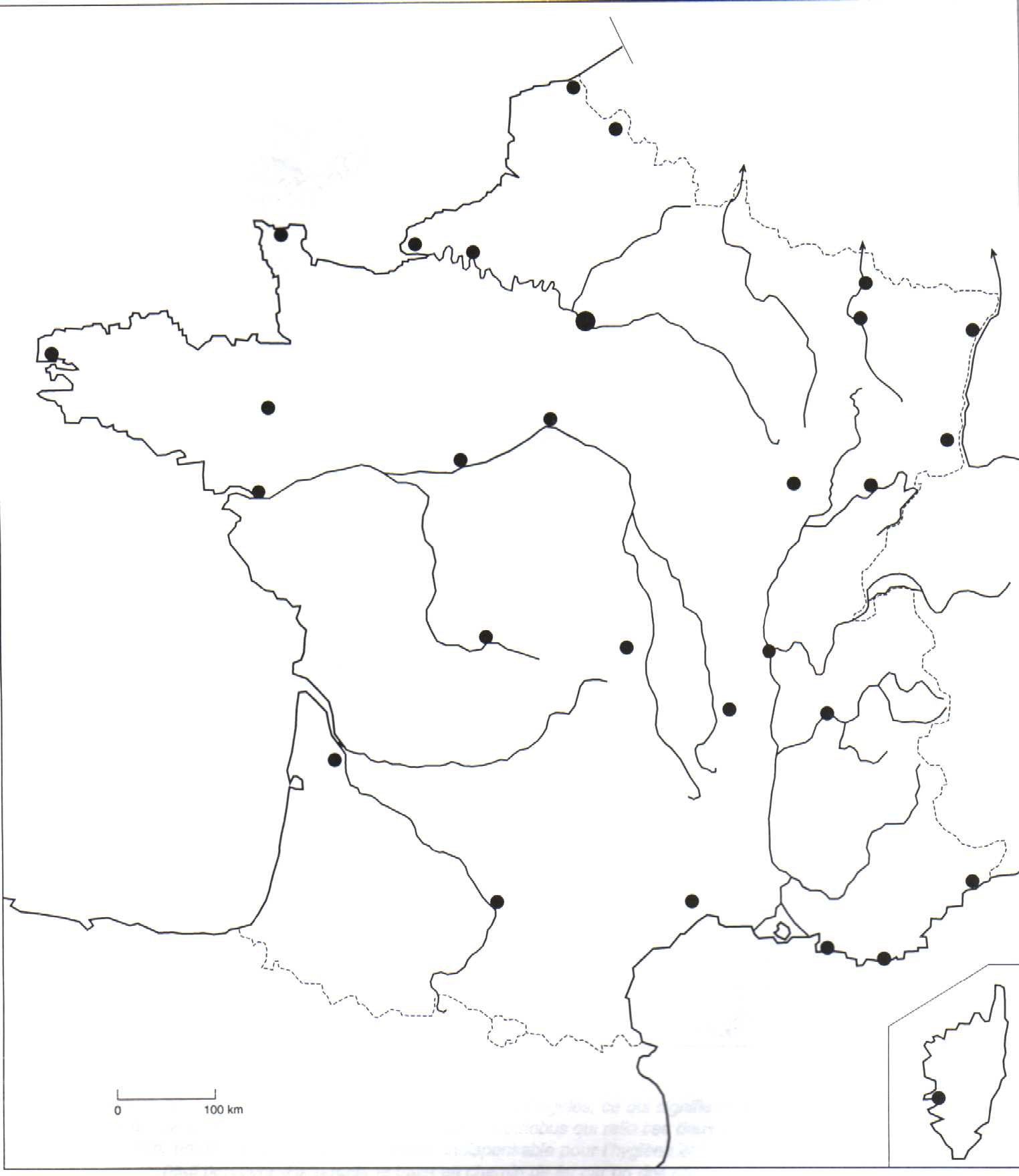 Fond De Carte De France tout Dessin De Carte De France