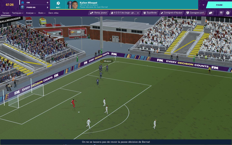 Football Manager 2020 - Votre Club, Votre Façon - Jeux Pc dedans Jeux Foot Tablette