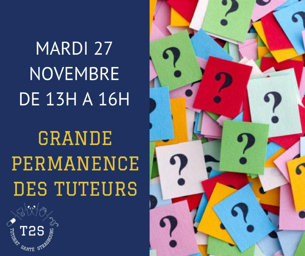 Forum Géant Tuteur / Paces - 2018 - Tutorat Santé Strasbourg à Mot Fleches Geant