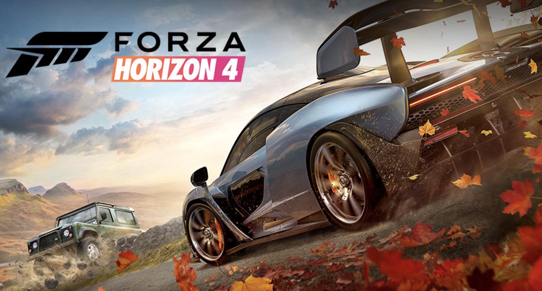 Forza Horizon 4 : Toutes Les Voitures tout Jeux De 4 4 Voiture