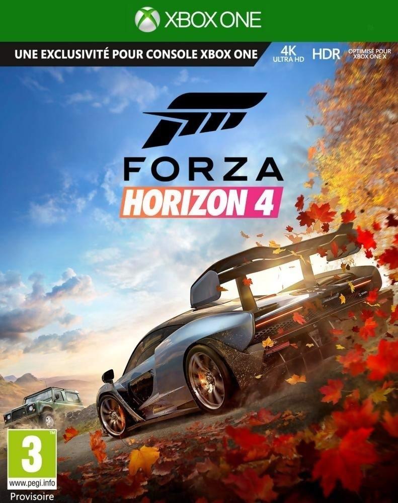 Forza Horizon 4 : Voici La Liste De Toutes Les Voitures Et destiné Jeux De 4 4 Voiture
