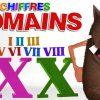 Foufou - Les Chiffres Romains Pour Les Enfants (Learn Roman Numbers For  Kids) 4K concernant Apprendre Les Chiffres Romains