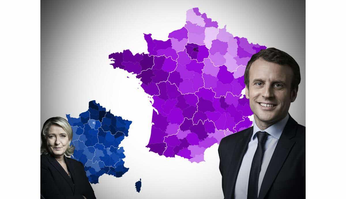France-Monde   Découvrez Le Détail Des Votes Par Département concernant Puzzle Departement