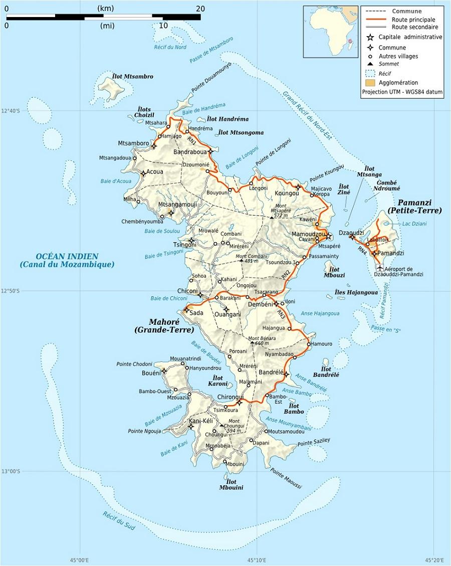France Outre-Mer concernant Carte De France Dom Tom