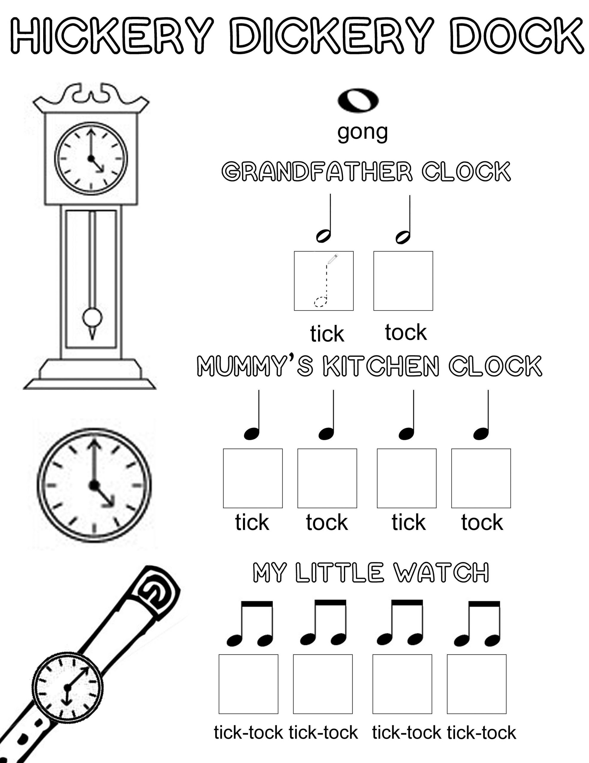 Free Music Theory Printable & Colouring Activity serapportantà Activité Musicale Maternelle